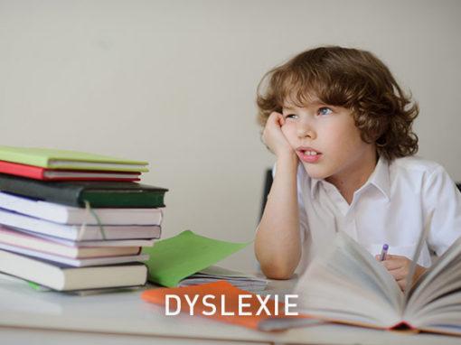 DyslexieLa dyslexie, également appelée dysorthographie, englobe les difficultés de lecture et d'écriture.