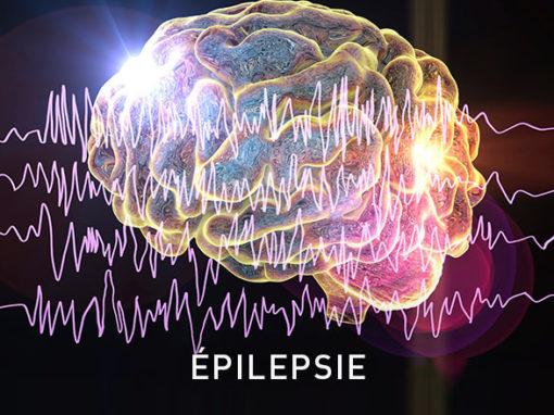ÉpilepsieSes symptômes sont des crises déclenchés par le cerveau et suivies d'abattement. Elle provoque en outre fréquemment des déficiences cognitives.